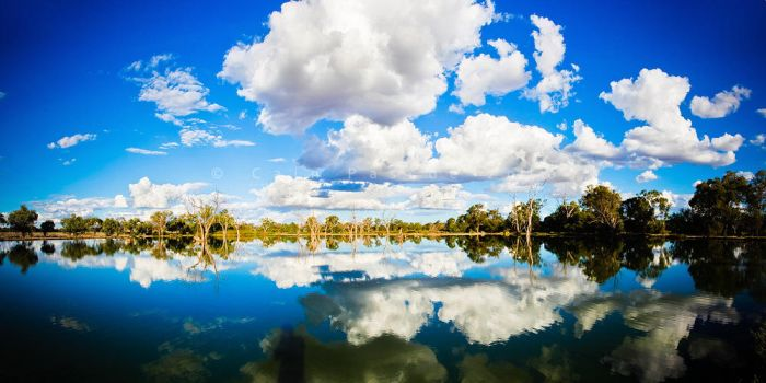Cloudy Water by CainPascoe