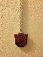 My very own Autobot necklace! by Mimzy94