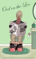 ood on the loo by MissySerendipity