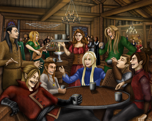 Cheers in Haven by veveco