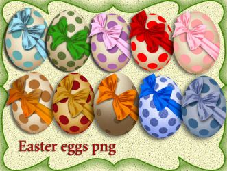 Easter Eggs by roula33