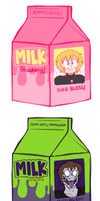 good and bad milk by densen1844