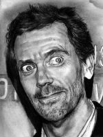 hugh laurie by arwenpandora
