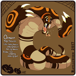 Raylloween 07 - Ormarr by raygirl