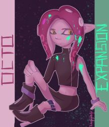 Agent 8 by pokefighterlp
