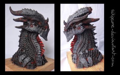 Deathwing by Sikipeune