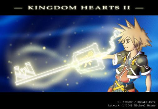 Call Forth the Keyblade by MichaelMayne