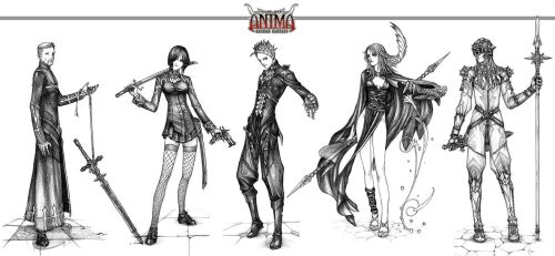 Anima: Agents by Wen-M