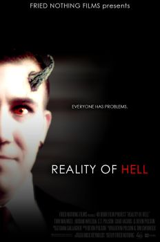 Reality of Hell by fauxster
