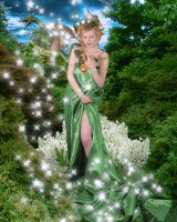 The Garden of the Hesperides by olamever