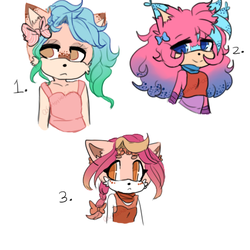 Adopts 24 (Closed) by OoCottonWolfOo