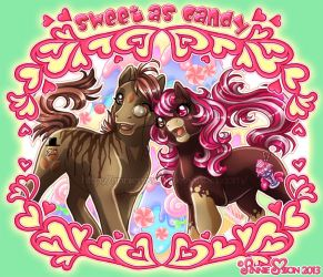 Sweet as Candy by AnnieMsson