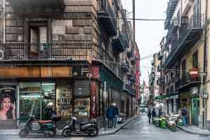 Good morning Palermo by Rikitza