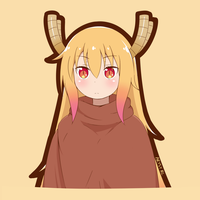 Cloaked Tohru by ArtsyRC