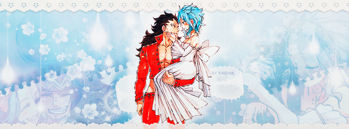Gajeel x Levy | Fairy Tail by JudaliciousG