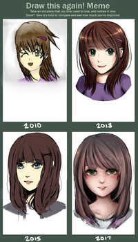 Draw This Again 2010-2017 by Jqnn