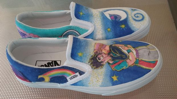 Custom vans 2 by MSprinkleZ