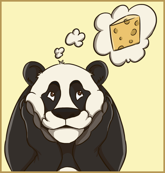 The Welsh Panda by Cakerider