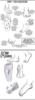 Feet - The Structure! by Max-Manga