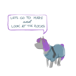 Let's Go To Mars and Look At The Rocks by MadisonTourmaline