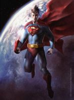 Superman by danielmchavez