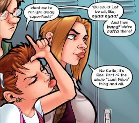 The Unques #2 Page 13: Read it FREE! by ComfortLove