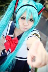 Project Diva: Back to School by Kyubei