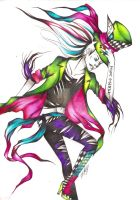 Mad Hatter by Leftyhand