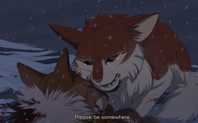 Don't leave me by OwlCoat
