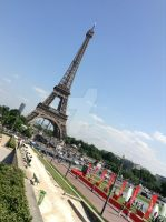 Tour Eiffel 2 by RevesdeFrance