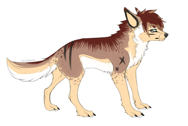 WOLF ADOPT [OPEN] by Dr-Lawliette
