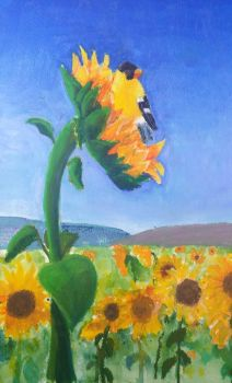 The Sunflower Thief Updated by Jlombardi