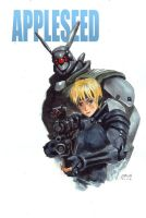 Appleseed by s2ka