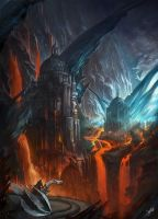 OSMADTH - A Place of the Gods by flaviobolla