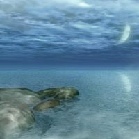 Ocean 1 - Background by cosmos-Resources