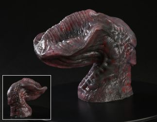 Alien Creature Design - Arthur by XiliansFan