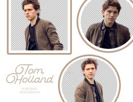 PACK PNG 99 // TOM HOLLAND by Bonitarogue