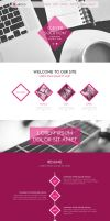 Artico - One Page Parallax Muse Template by PixelladyArt