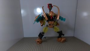 Umarak the Wrecker (Robot Mode) by sideshowOfMadness