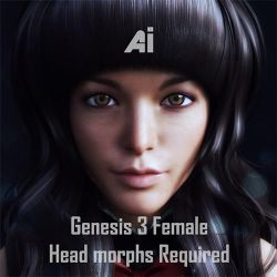 Ai Genesis 3 Female Freebie Morph by Kadaj777