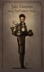 The Characters - 13 - Jole Canevan by leevolt
