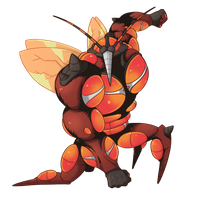 Buzzwole - Bug Collab