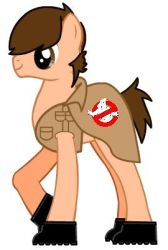 Ray (Ghostbusters) MLP by DavidBowiebaby0724