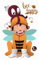 bee happy by yubi01