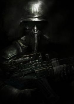 Metro Last Light soldier by TheFoxtrot813
