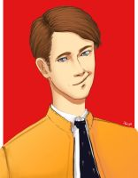 Dirk Gently by BelphArt