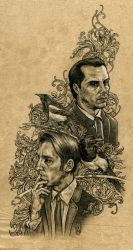 Moriarty and Moran by SecondGoddess