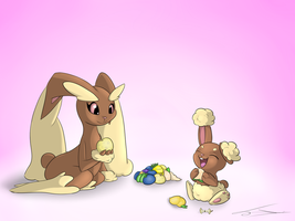 Buneary and Lopunny