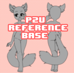 {P2U} Female Reference Base by faenatical