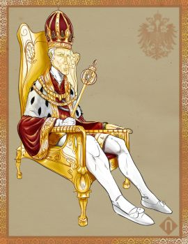 Austrian Emperor by theconti